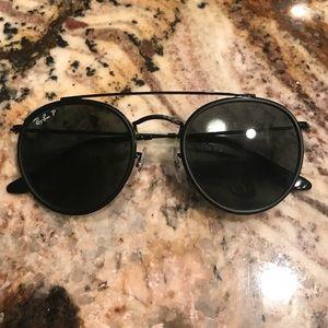 Ray Ban 3647-N 58MM Polarized Sunglasses Unisex